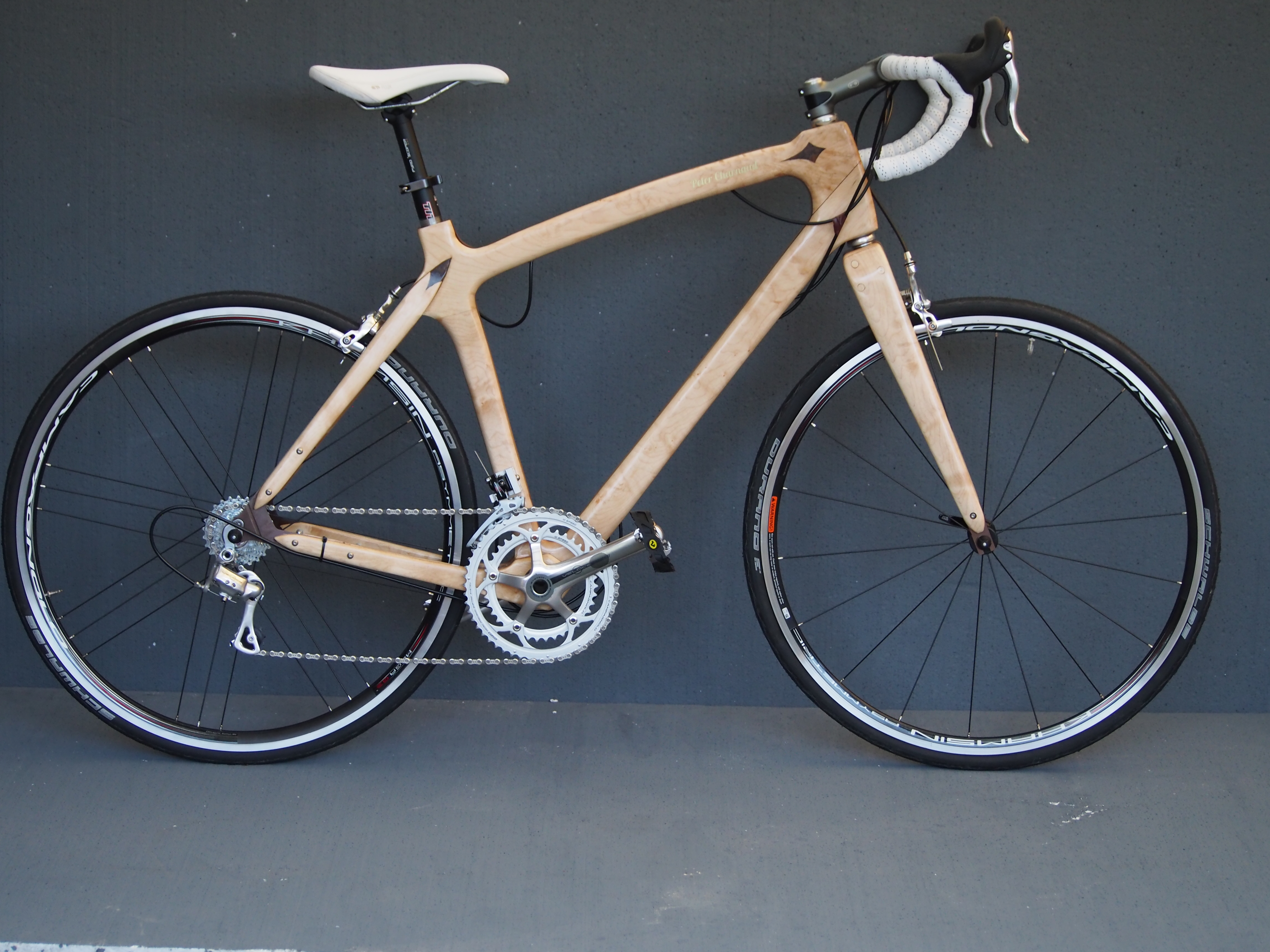 Hand Made Wooden Bikes Hand Crafted From English Timbers